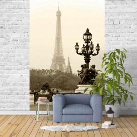 Fototapet, Parcul de lângă Turnul Eiffel