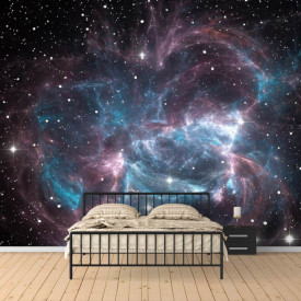 Fototapete, Viziune cosmică