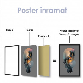 Poster, Corpul feminin abstract