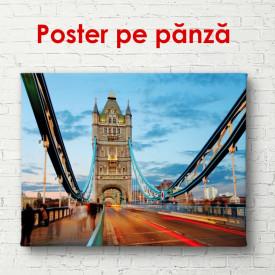 Poster, Podul din Londra la răsărit