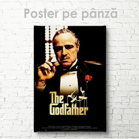 """Poster, Poster """"The GodFather"""""""