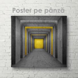 Poster, Trecerea