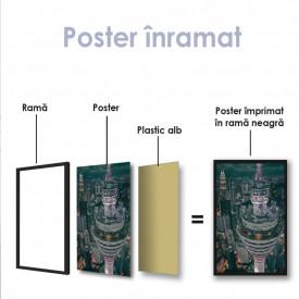 Poster, Turnul TV de sus