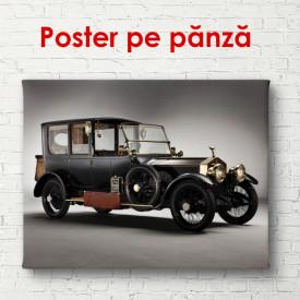 Poster, Visuri din trecut