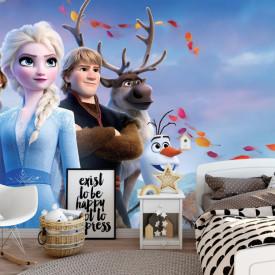 Tapet foto pentru copii, Personaje de desene animate Frozen
