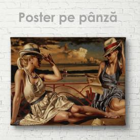 Постер, Fetele