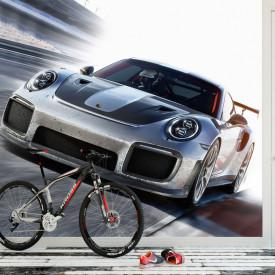 Fototapet, Mașină sport Porsche