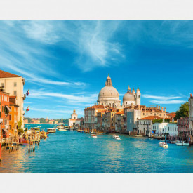 Fototapet Orase, Veneția la răsăritul soarelui
