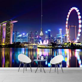 Fototapet, Singapore- Orașul viitorului
