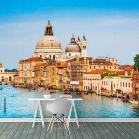 Fototapet, Veneția în culori vii