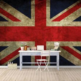 Fototapete, Drapelul Marii Britanii