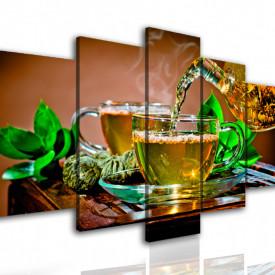 Multicanvas, Ceaiul verde