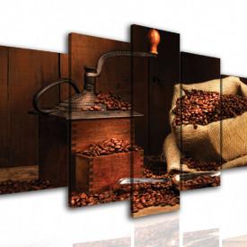 Multicanvas, Masina de cafea cu un pungulet