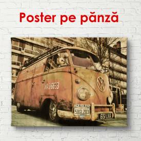 Poster, Autobuzul vintage