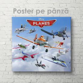 Poster, Avioanele