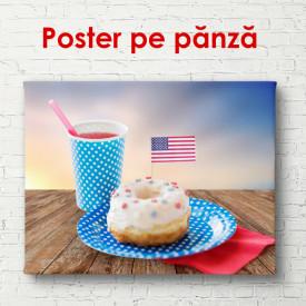 Poster, Dulciuri americane