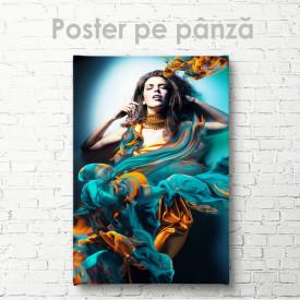 Poster, Fata din vise
