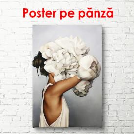 Poster, Gânduri florale