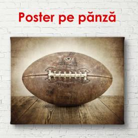 Poster, Mingea pentru Rugby