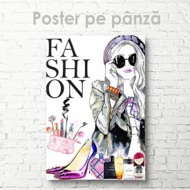 Poster, Modă