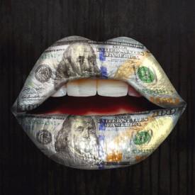 Poster, Money Lips