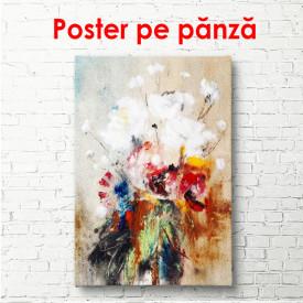 Poster, Pictură cu flori 2