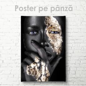 Poster, Privire pătrunzătoare