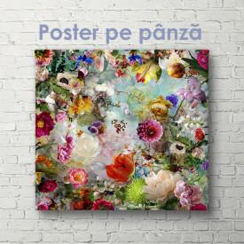 Poster, Toate florile într-o singură imagine