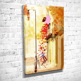 Tablouri Canvas, Ziua de toamnă