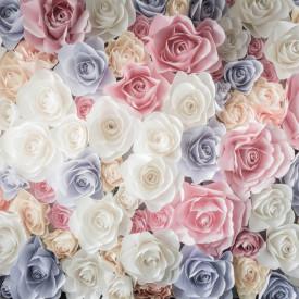 Fototapete, Covor de trandafiri