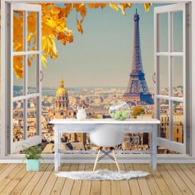 Fototapete, Vedere frumoasă de la fereastră