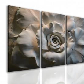 Multicanvas, Floarea 3D.