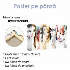 Poster, Fete diferite
