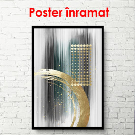 Poster, Fundal abstract