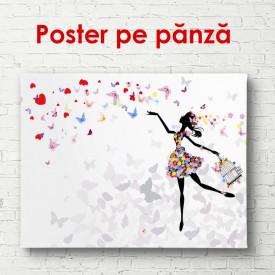 Poster, Starea de flori