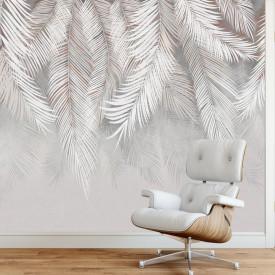Fototapet, Frunze de palmier surii