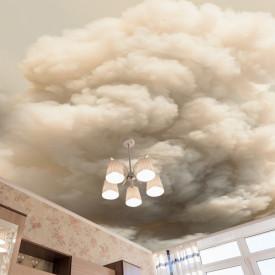 Fototapet, Nori fumurii