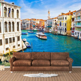 Fototapet Orase, Frumusețea Italiei