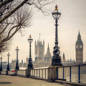 Fototapet, Parc din Londra