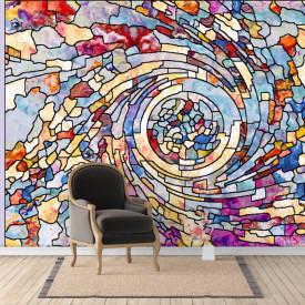 Fototapete, Mozaic-ul culorilor