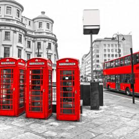 Multicanvas, Cabine telefonice roșii