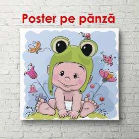 Poster, Broasca mică