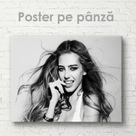 Poster, Fată elegantă