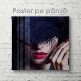 Poster, FluturePoster, Lady