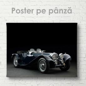 Poster, Mașină vintage