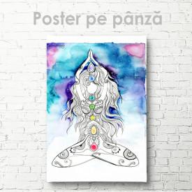Poster, Meditație