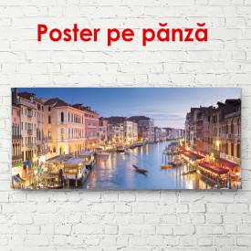 Poster, Orașul italian la răsărit