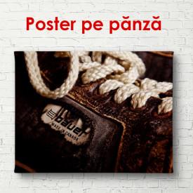 Poster, Pantofi albi