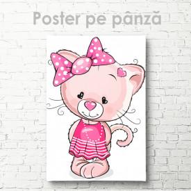 Poster, Pisicuță drăguță