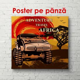 Poster, Savană